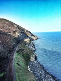 Bray Cliff Walk, Ireland