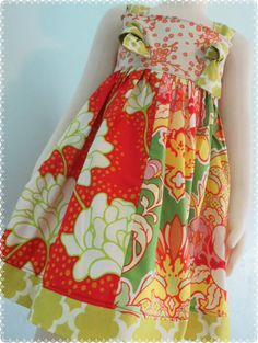 Size 6 Ready to Ship Fall Red Green and by maddiecolinandriles,