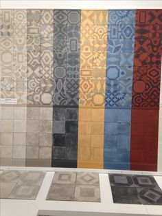 Memory Of Cerim Tile Series