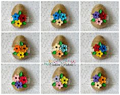 Ou Decorativ (10 LEI la CadouriFistichii.breslo.ro) Paper Quilling Designs, 3d Quilling, Quilling Cards, Quilling Tutorial, Diy And Crafts, Crafts For Kids, Easter Egg Designs, Diy Ostern, Thread Work