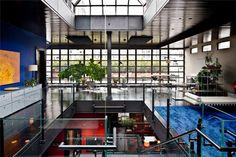 $49,500,000.00 Tribeca NYC Penthouse Includes Basketball Court