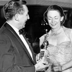 Walt Disney at the Golden Globes