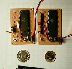 Rf Receiver Transmitter Atmega32