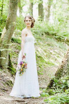 1950s, 1960s and 1970s Vintage Wedding Dress Elegance With NamaNama | Love My Dress® UK Wedding Blog