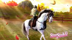 Star stable est un jeu MMORPG qui a été édité par Star Stable Entertainment. Vous pouvez y jouer sur navigateur gratuitement. Alors si vous adorez les chevaux, c'est bien votre jeu ! Vous vous amuserez à dresser votre cheval...