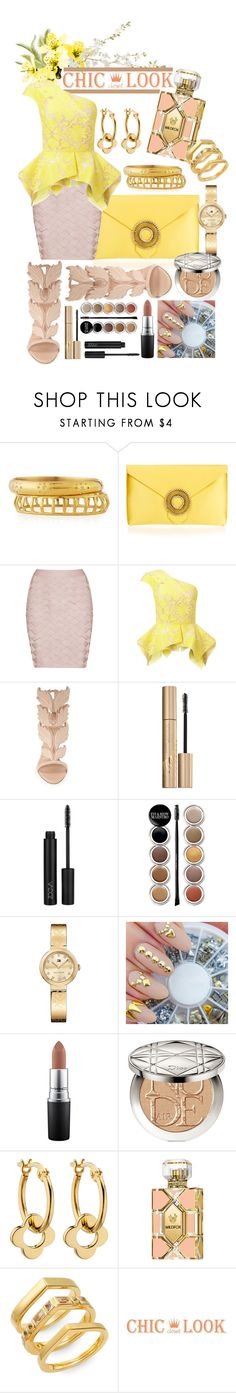 """Spring Chicken..."" by bettyboopbbw69 ❤ liked on Polyvore featuring Ashley Pittman, Wilbur & Gussie, Roland Mouret, Giuseppe Zanotti, Stila, Giorgio Armani, Tommy Hilfiger, MAC Cosmetics, Christian Dior and Orla Kiely"