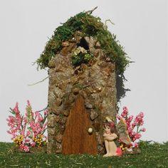 Miniature Garden Fairy House The Wayside