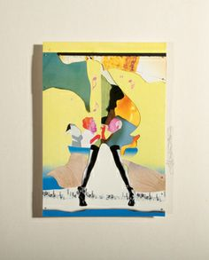 "Saatchi Online Artist erqi luo; Collage, ""Shape of Picture No.33"" #art"