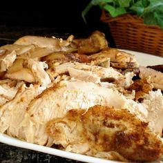 Crock Pot Whole Chicken