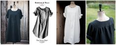 Dressmaking workshop - learn to make the Merchant and Mills Dress Shirt.
