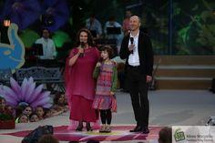 Anna Dymna, Cezary Kosiński i Bronia Zamachowska - 2013 #zaczarowana #mimowszystko