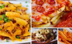 8 deliciosas y originales maneras de preparar tus patatas fritas | Upsocl