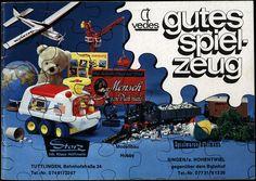 1972 VEDES Spielzeugkatalog
