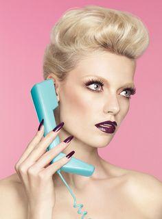 Nikki Makeup   Pop Art
