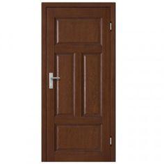 Drzwi zewnętrzne Wooden Door Design, Wooden Doors, Tall Cabinet Storage, Home Decor, Decoration Home, Room Decor, Wood Doors, Interior Decorating
