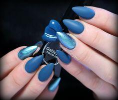simple matte nails #mattenails #almondnails