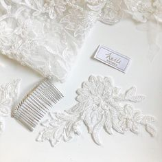 Everyone of Heili Bridal's wedding hair accessories is created at our home studio in Finland. I love making them and it's always such a joy to create something special for a customer. Headpiece Wedding, Wedding Veils, Bridal Headpieces, Lace Veils, Alternative Wedding, Wedding Hair Accessories, Handmade Wedding, Wedding Inspiration, Photoshoot