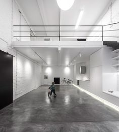 Anjos Loft, lieu de vie et de travail par les architectes portugais João Tiago Aguiar Arquitectos - Journal du Design