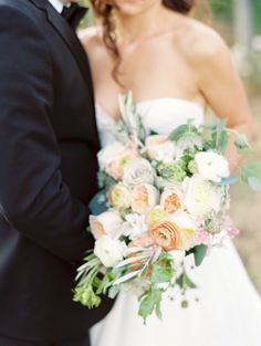 Clary Pfeiffer Photography | Floral Design: Anna Mara Flowers