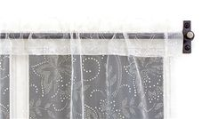 7 Best Cafe Curtain Rods Images Cafe Curtain Rods Curtains Furniture
