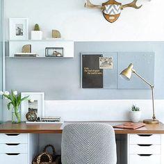 study envy || inspiration via @interiorsquad #study #interiors #mypicketfence