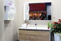 Idee e spunti per il mobile dal bagno: dall'ultimo salone internazionale della ceramica e dell'arredo bagno Cersaie 2014