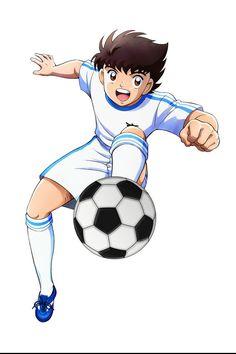 Captain Tsubasa 2018 first trailer Captain Tsubasa, Old Anime, Manga Anime, Oliver E Benji, Atom Tattoo, Olive Et Tom, Flash Wallpaper, Naruto Teams, Anime Merchandise