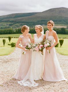 Ireland Wedding at Castle Oliver   photography by http://www.lisaodwyer.com/ (via @Elizabeth Lockhart Anne Designs)