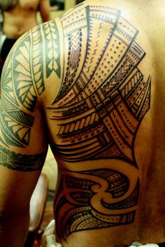 The Home of Filipino Tattoos - Alibata, Baybayin, Polynesian, Pacific Island Style Tattoos - Dream Jungle Tattoo Studio - Long Beach, CA