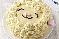 Aldi baa baa cake for Easter