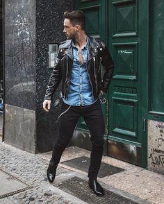 "6,026 Me gusta, 38 comentarios - Men's Street Fashion & Style (@streetsfashions) en Instagram: ""By @magic_fox"""
