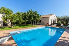 Villa with private pool - Donnalucata