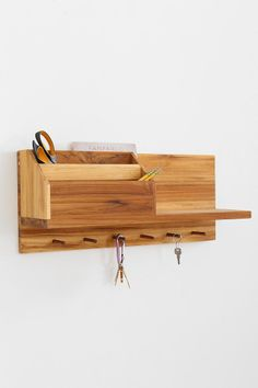 Entryway Wall Shelf