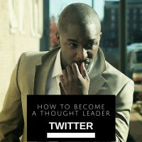 How To Become A Thought Leader With Twitter by SMC Blogger Tayo Rockson
