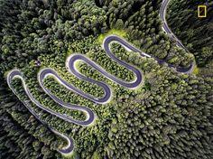 15 fotografii uimitoare ale naturii de la National Geographic, printre ele și două din România! Află care sunt! ⋆