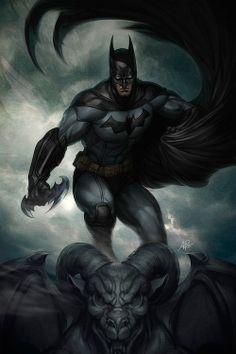 Batman by Stanley Lau