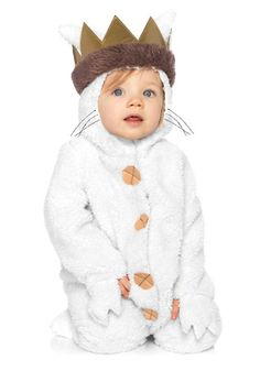 Where the Wild Things Are Baby Max Halloween Costume