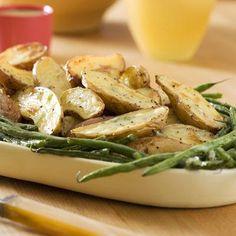Potato Salad With Bacon, Egg, And Tarragon Dressing Recipes ...