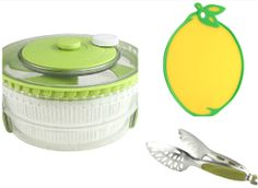 Dexas Salad Gift Basket Giveaway for a truly special recipe site - FaveHealthyRecipes.com!