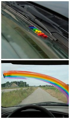NAUGHTY! 10 Hilarious Car Pranks You Can Do this April Fools! try this on your mates! #lol #spon