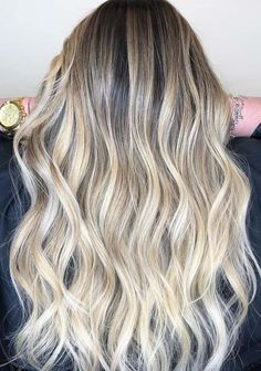 Explore the beauty of balayage and blonde highlights and hair color ideas for most amazing and cutest hair looks. If you're thinking to change your looks according to the latest hair color styles then must visit here and see how to choose the best styles of hair colors for you in these to get more cutest look.