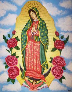 Quien es la Virgen de Guadalupe
