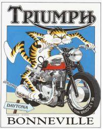 Bonneville                                                                                                                                                                                 More Triumph Cafe Racer, Triumph Bobber, Classic Triumph Motorcycles, Triumph Motorbikes, Triumph Bikes, British Motorcycles, Vintage Motorcycles, Triumph Bonneville, Motorcycle Humor