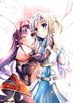 Asuna & Yuuki