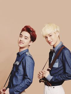YEAY KAISOO OMG CUTEST PIC EVER