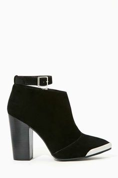 Shoe Cult Leona Ankle Boots - Black
