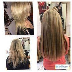 Les extensions de cheveux naturels  💎 💎 💎 💎  #extenshair #extensioncheveuxnaturels #extensioncheveux #hairextensions #avantaprès   -- Extensions Méchées --  #extenshair8 #besthairextension #extenshair #extensioncheveuxnaturels #extenshair #bestofhairextensions #cheveuxnaturels  ✨ ✨ ✨ ✨ ✨  Pour voir les extensions de cheveux portées sur la photo👇🏽 Clic sur le lien : Extension Keratine, Long Hair Styles, Caramel, Beauty, Hair Extensions, Hair Highlights, Natural Hair, Hairstyle Ideas, Sticky Toffee