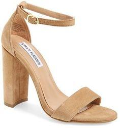 Steve Madden 'Carrson' Heeled Sandal on ShopStyle