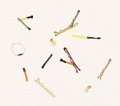 Danielle Kroll - Things on my Nightstand