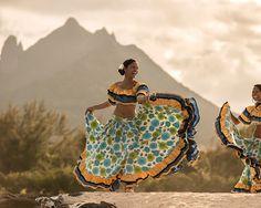 Mauritius Sega dancers @offshorebroker